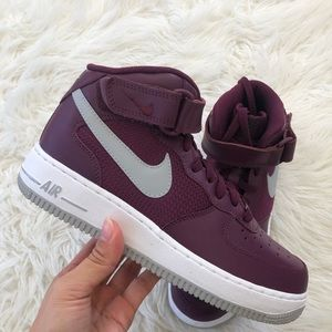 ✔️ New✔️ NIKEiD women's Air Force 1 High 7.5